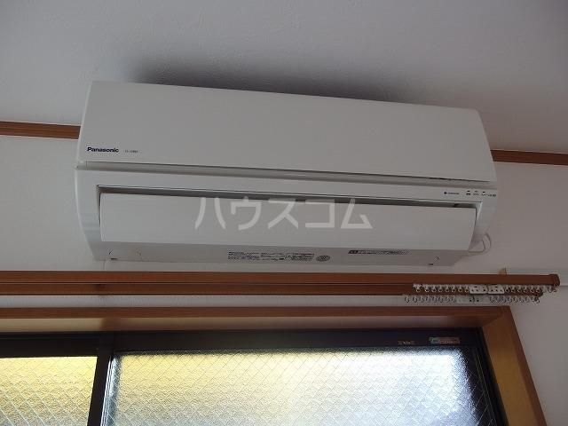 ファイン聖蹟 102号室の設備