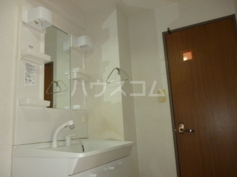 グレース松戸Ⅲ 201号室の洗面所