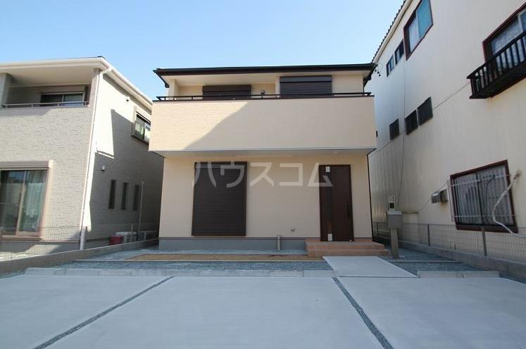 上島戸建住宅 3号の外観