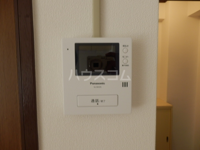 シャトー芝 102号室のセキュリティ