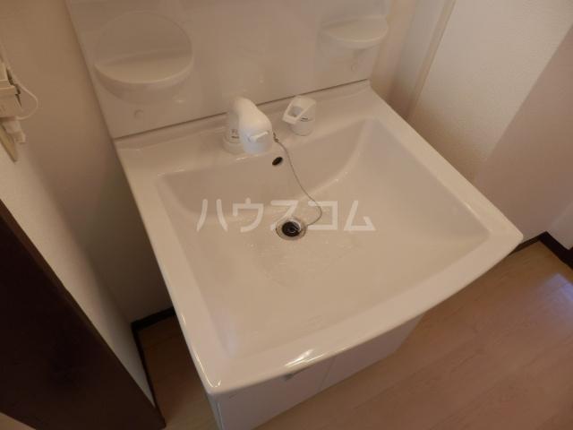 シャトー芝 102号室の洗面所