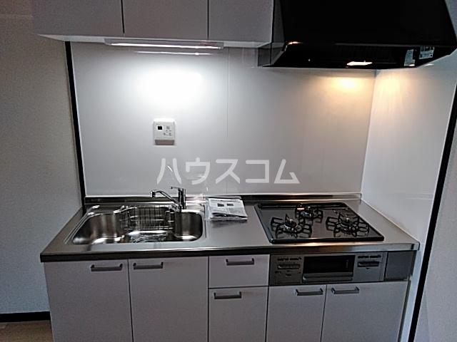 赤坪第2小菅ビル 202号室のキッチン