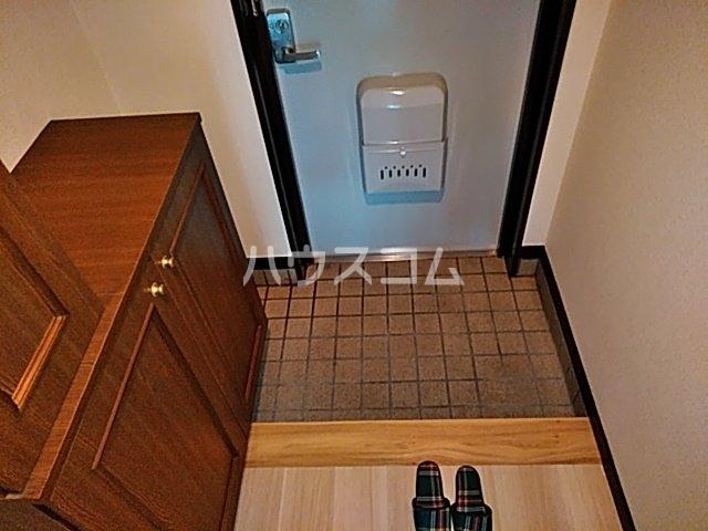 赤坪第2小菅ビル 202号室の玄関