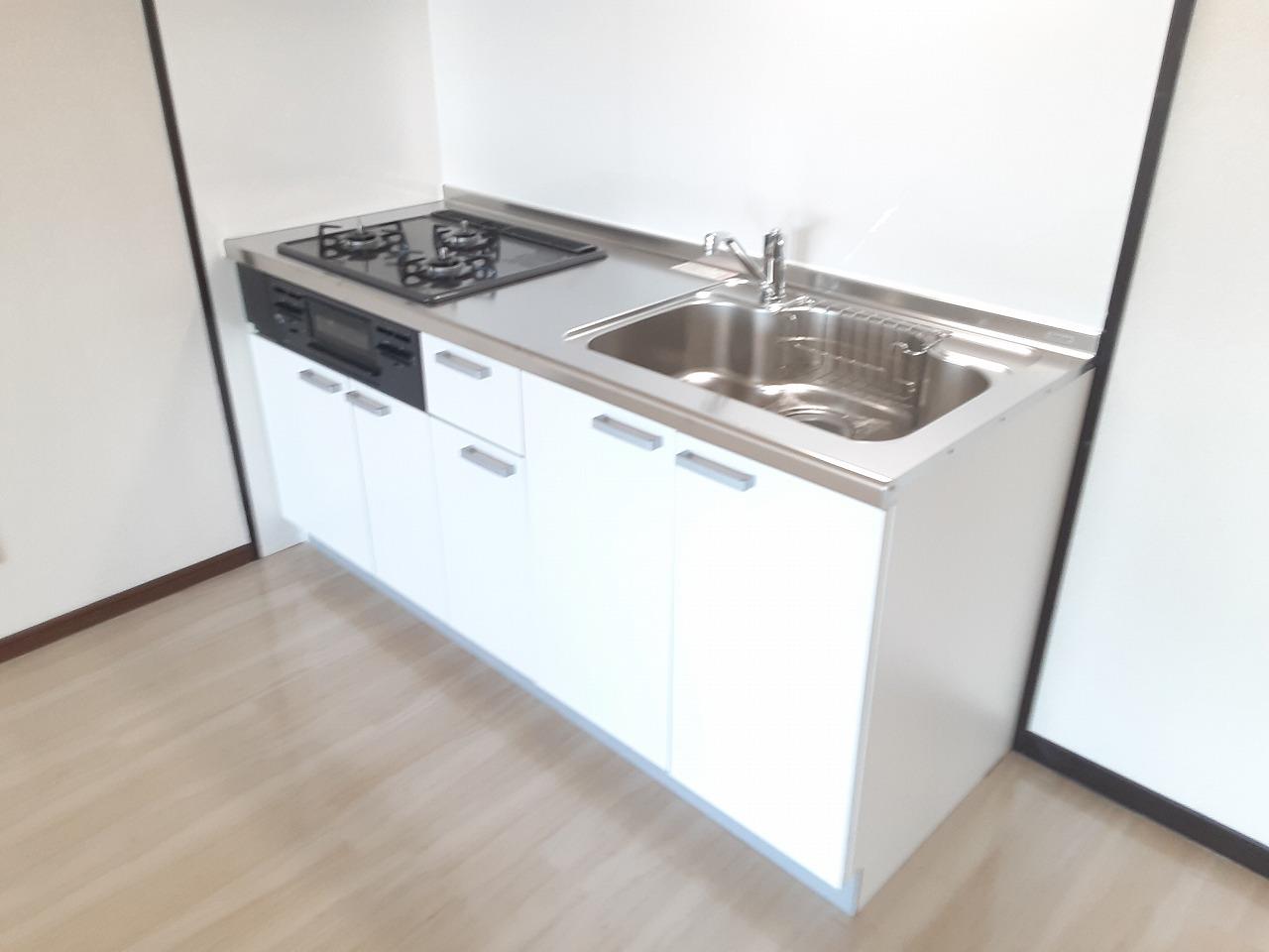 赤坪第2小菅ビル 505号室のキッチン