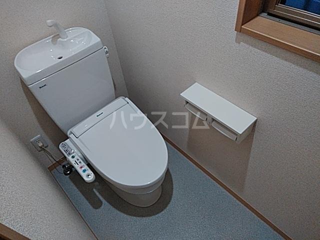 Refinoのトイレ