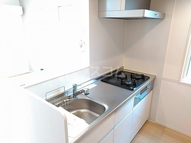 SERENO 106号室のキッチン