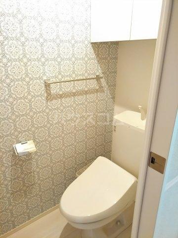 SERENO 106号室のトイレ