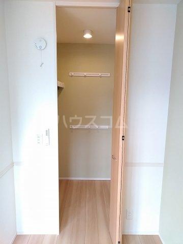 SERENO 106号室の収納