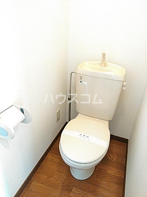アムール石橋 101号室のトイレ