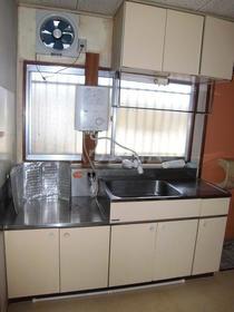 エコート218 00202号室のキッチン