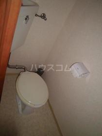 エコート218 00202号室のトイレ
