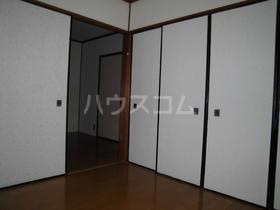 エコート218 00202号室のベッドルーム