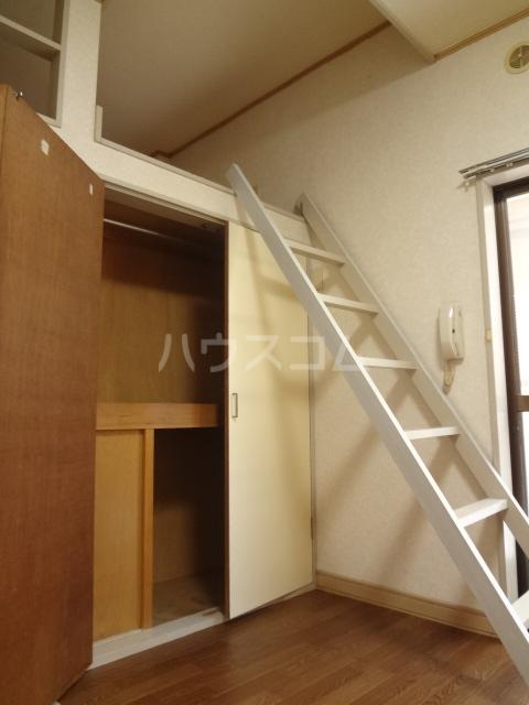 シャトレアルファスペース A号室の収納