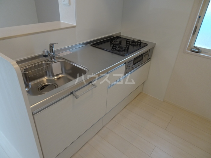 エクセル21 Ⅳ 305号室のキッチン