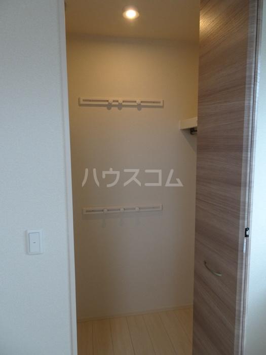 エクセル21 Ⅳ 305号室の収納