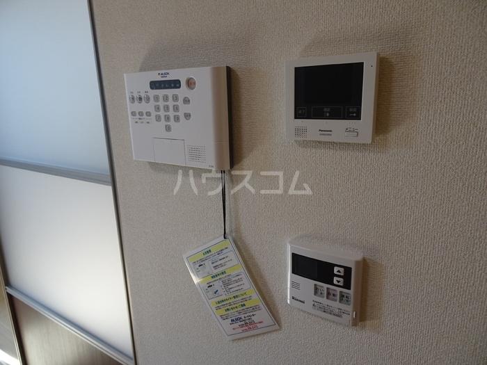 カーサ・ディ・ピーノ 205号室のセキュリティ
