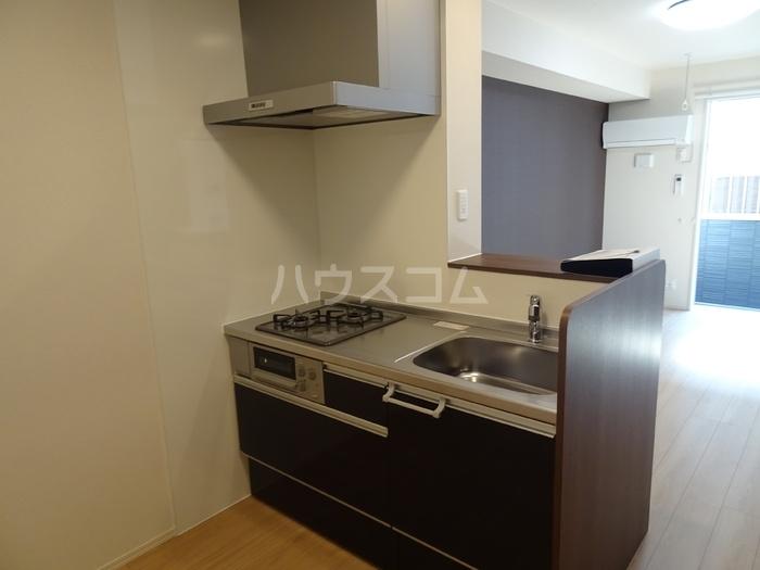 カーサ・ディ・ピーノ 205号室のキッチン