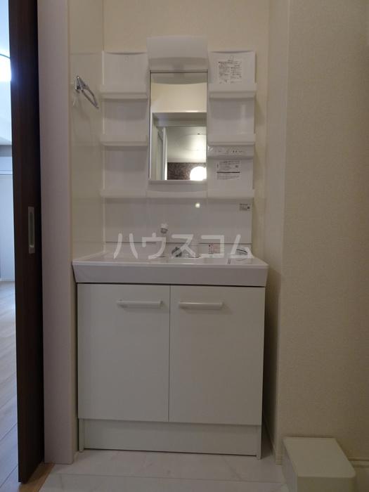 カーサ・ディ・ピーノ 205号室の洗面所