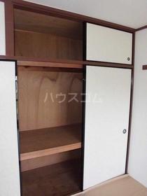 シャトー所沢 00303号室の収納