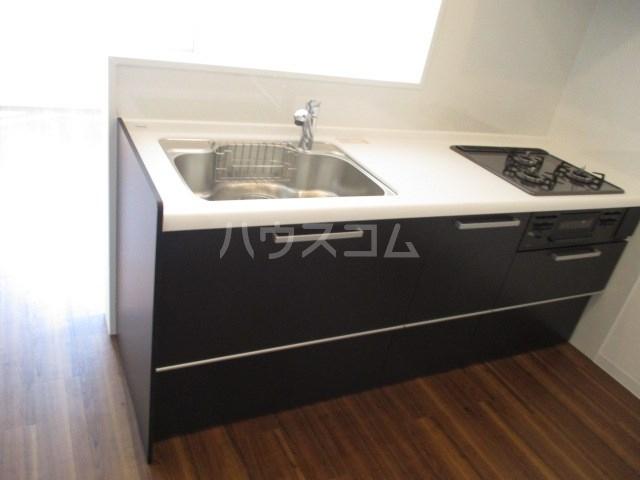 M&Y78 Bのキッチン