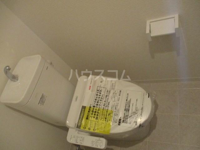 M&Y78 Bのトイレ