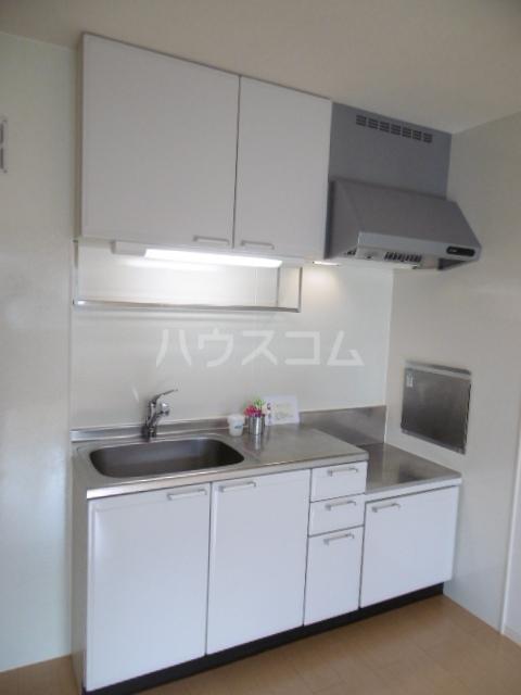 ピア C棟 105号室のキッチン