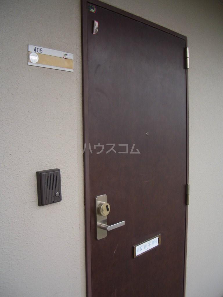 メディオ初生壱番館 201号室のセキュリティ
