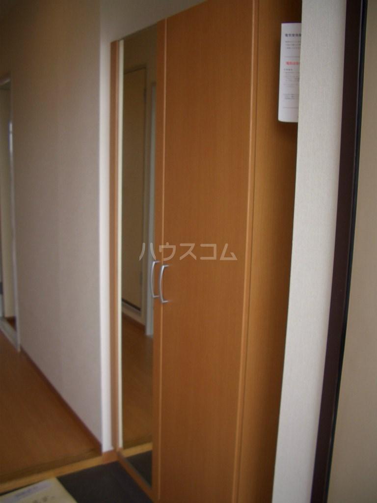 メディオ初生壱番館 201号室の収納