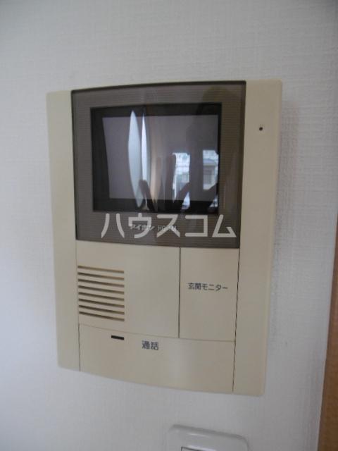 ヴィーブリアン松戸A 101号室のセキュリティ