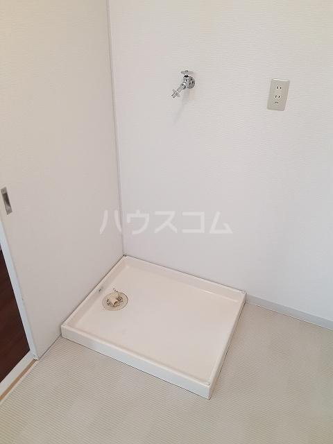グリーンハイツ 201号室のトイレ