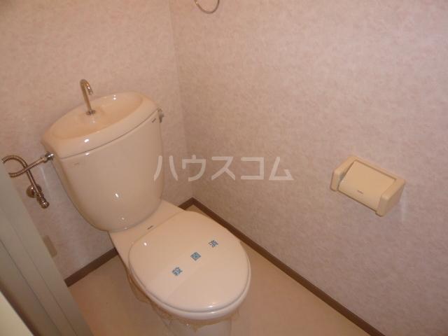 グランヒルズ横吹B 103号室のトイレ