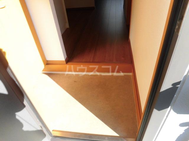モニカⅡ 108号室の玄関