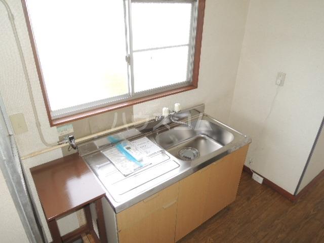 カワイハイツ 301号室のキッチン