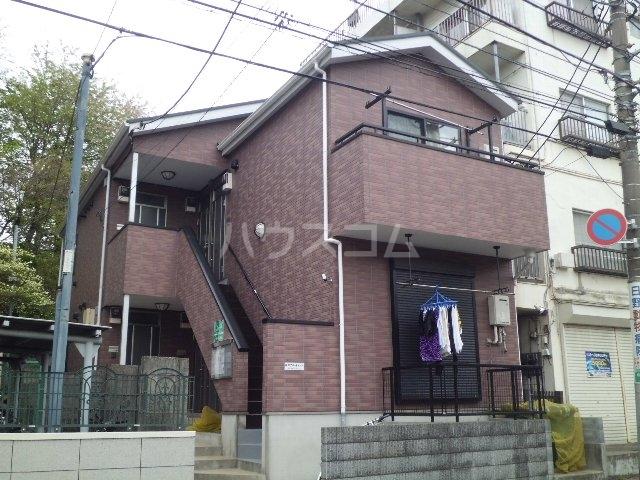 松戸アパートメントの外観