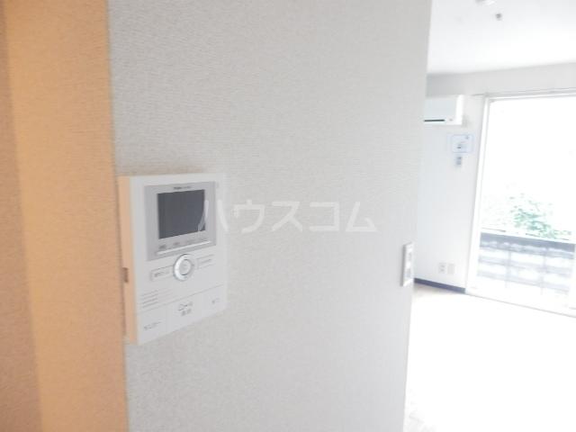 ハイツピッコロ 201号室のセキュリティ
