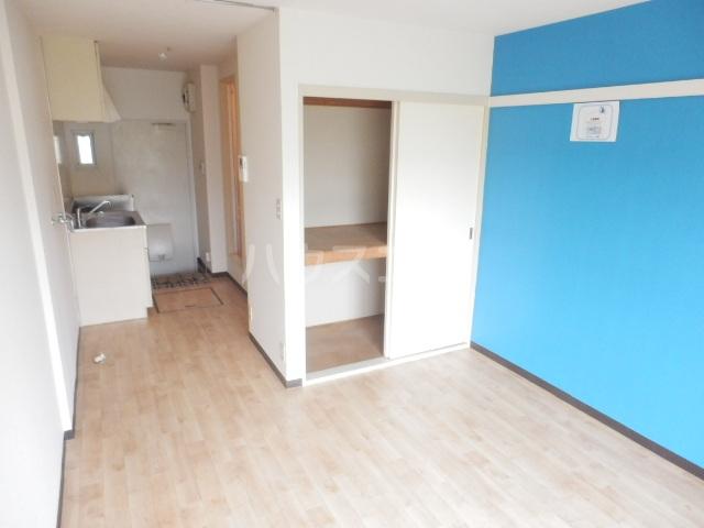 ハイツピッコロ 201号室の収納