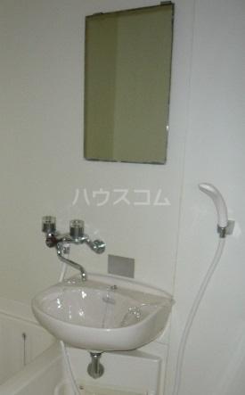 ムーニーヨーロピアン 106号室の洗面所