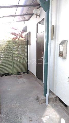 エスプリード・スガノ 102号室のロビー