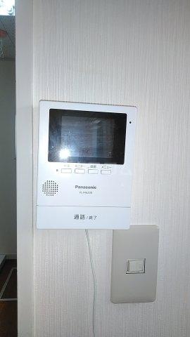 エスプリード・スガノ 102号室のセキュリティ