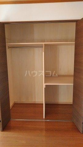 エスプリード・スガノ 102号室の収納