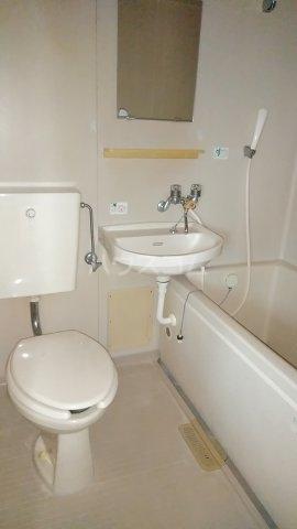 エスプリード・スガノ 201号室の風呂