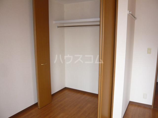 レジデンス神ノ倉C 101号室の収納