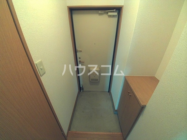 マンション チヨノ 301号室の玄関