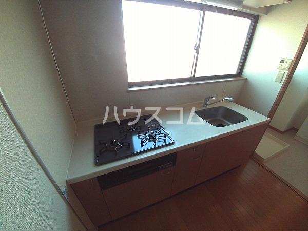 マンション チヨノ 301号室のキッチン