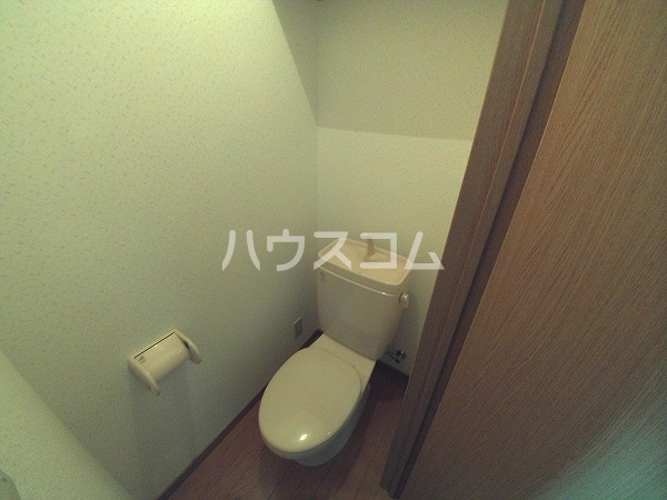 マンション チヨノ 301号室のトイレ