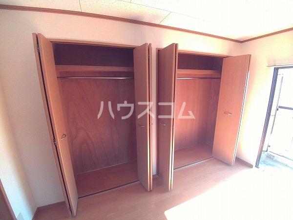 マンション チヨノ 301号室の収納