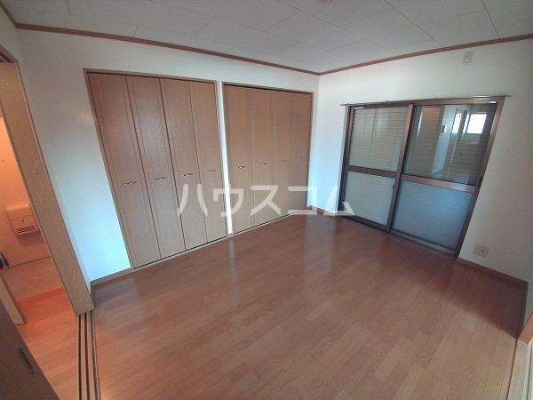 マンション チヨノ 301号室のベッドルーム