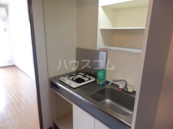 サンライズパレス 303号室のキッチン