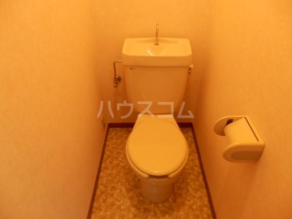 サンライズパレス 303号室のトイレ