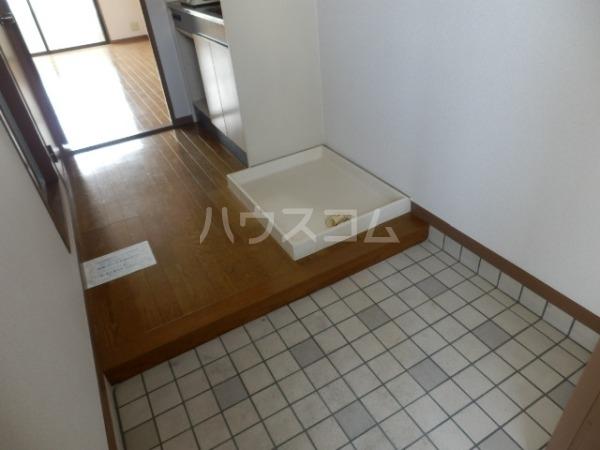 サンライズパレス 303号室の玄関